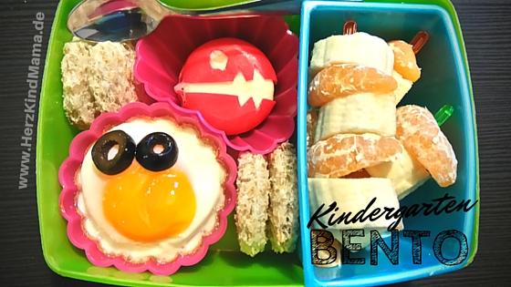 Brotdox mit Ideen für den Kindergarten und die Schule