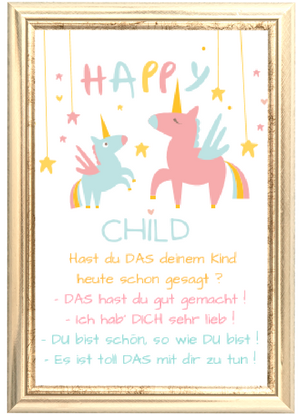 Happy Child Poster