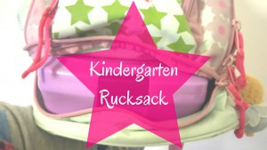 Kindergarten Rucksack Lässig Mini Backpack