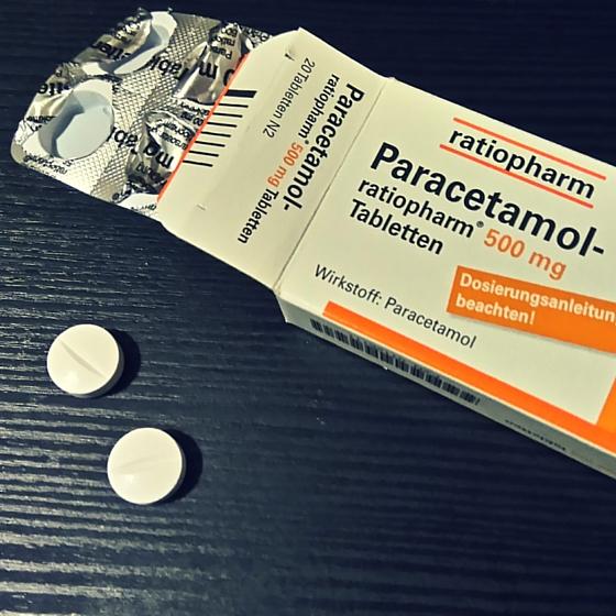 Paracetamol Periode