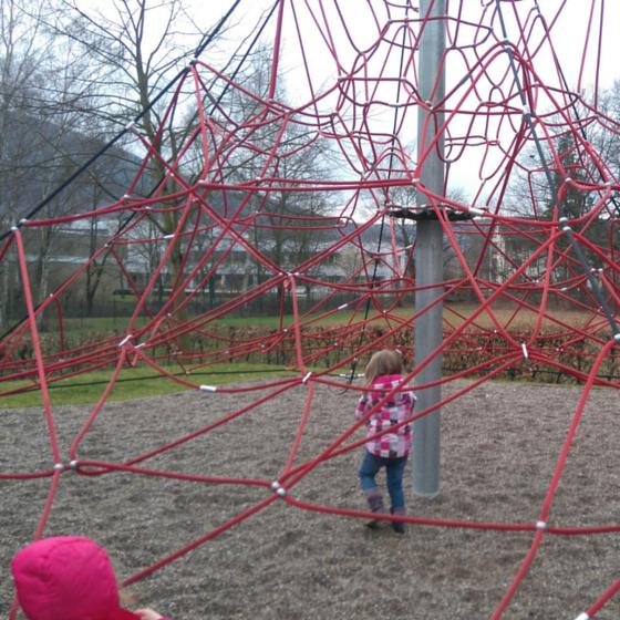 KletterNetz Spielplatz