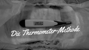 Die Thermometer-Methode Stuhlgang anregen Baby Schließmuskel Kontrolle