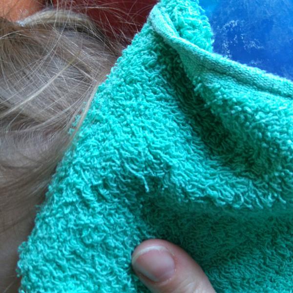 Kleinkind Kühlpad Erstversorgung