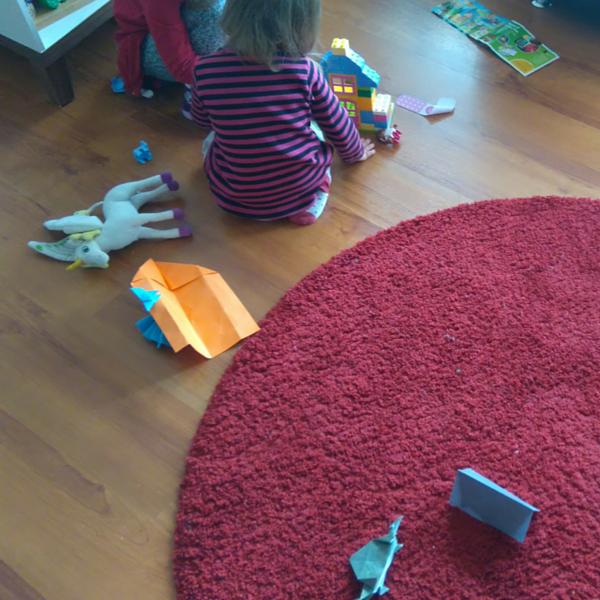 Wohnzimmer Spielzimmer