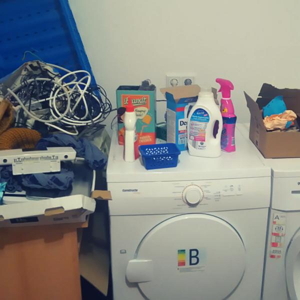 Waschküche Rumpelkammer