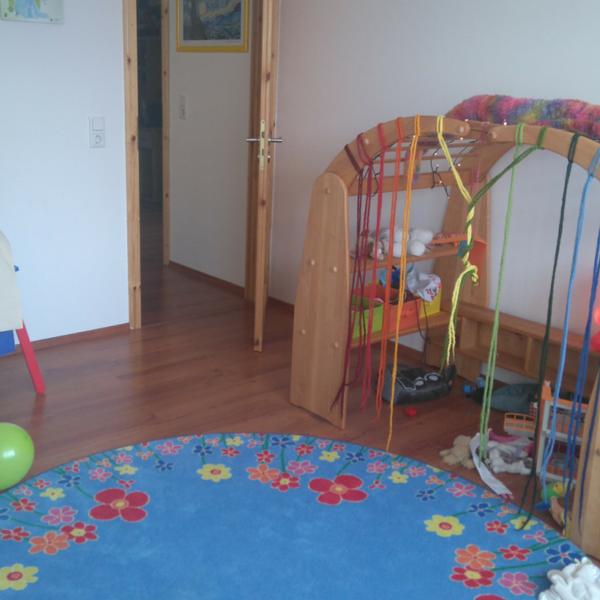 Kinderzimmer blau