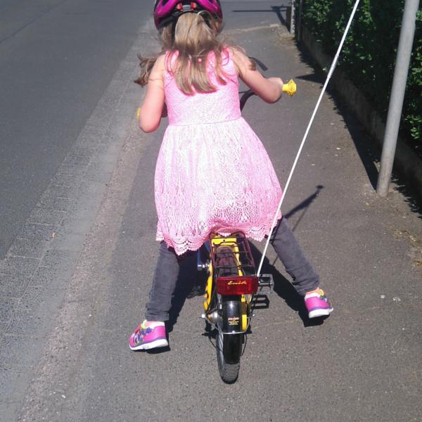Fahrrad Künste festigen