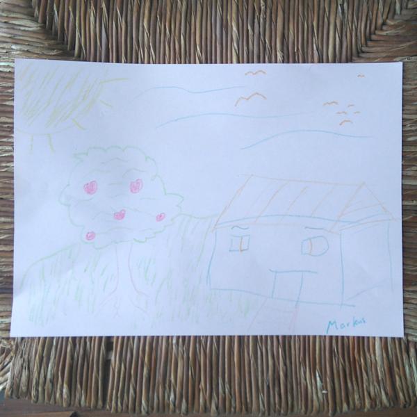 Malen für und mit Kindern