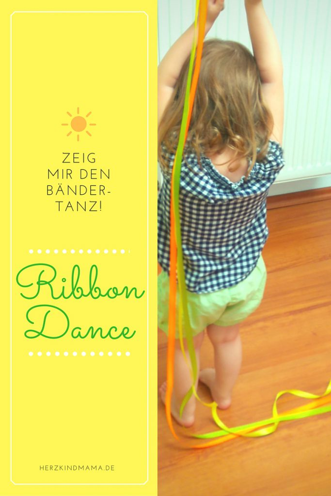 Tanzbänder Bändertanz ribbon dance