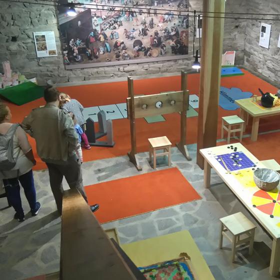 Kinderecke im Stadtmuseum Friesach