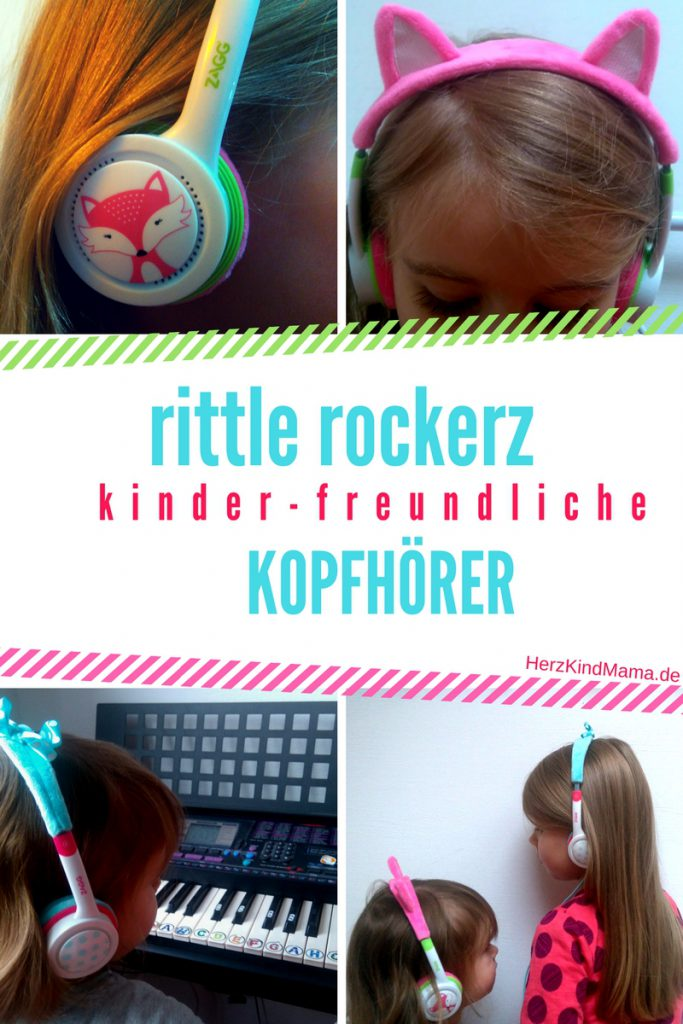 Kinderkopfhörer iFrogz Little rockerz dress up costume