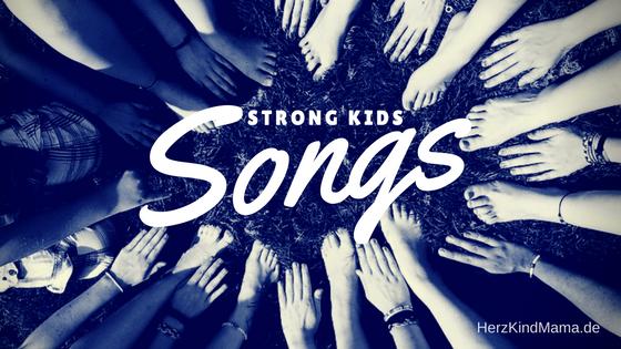 Fräulein Ungesehen songs für starke kids