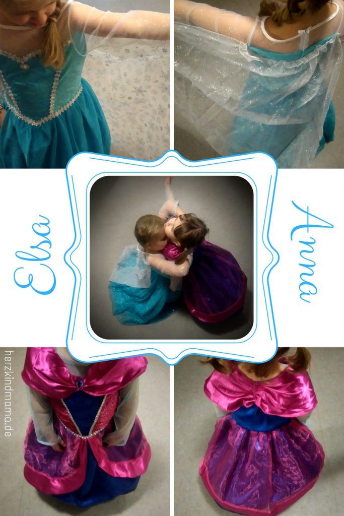 Kostüm-Kauf Anna und Elsa Treffer