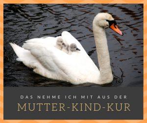 Mutter-Kind-Kur, was ich gelernt habe?