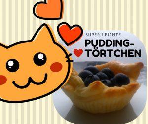 Puddingtörtchen super leicht