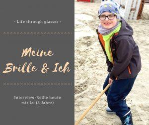 Brille Lu 8 Jahre Interview Grundschüler