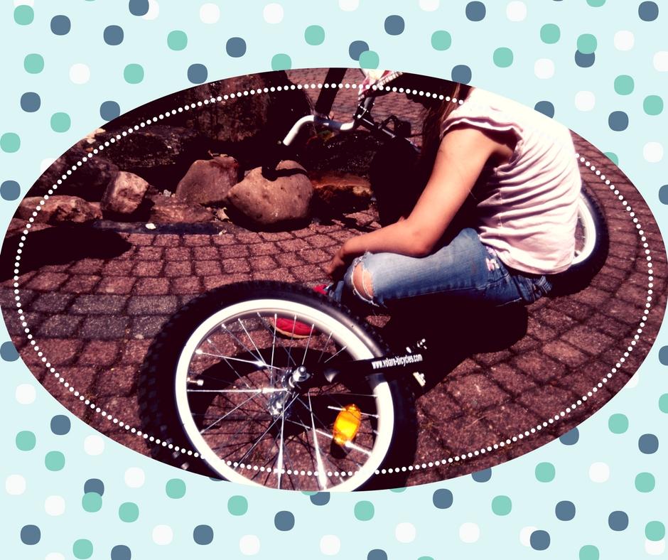 Freizeitspass Roller mit Luftreifen