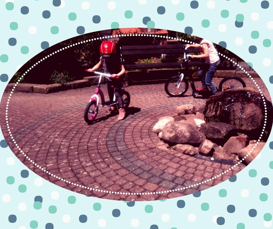 Freizeitspass auf zwei Rädern