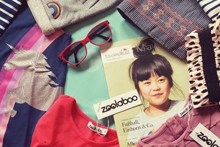 Zoolaboo Kindermode Look Book Sweet Basics