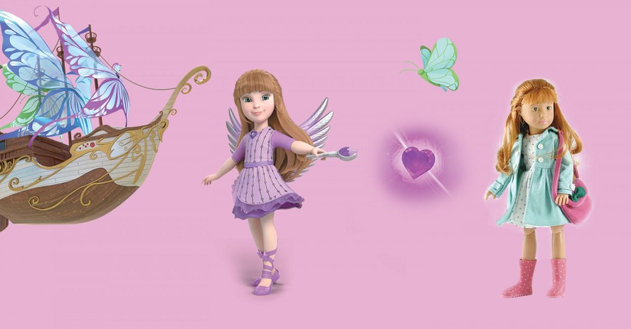Kruselings Puppe Chloe