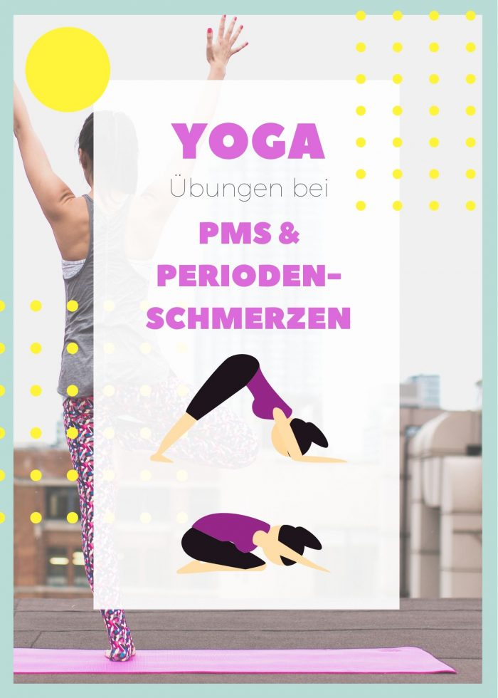 Yoga Übungen Menstruation Zyklus