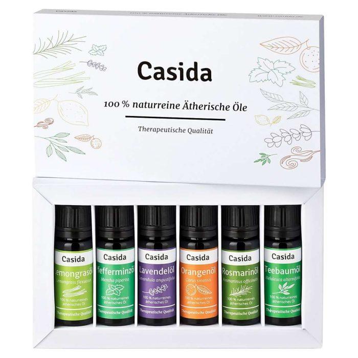 Aroma-Öle Einsteiger Set Casida