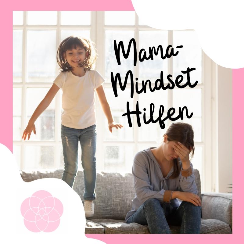 Mindset verbessern als Mama durch Affirmationen und visuelle Hilfsmittel